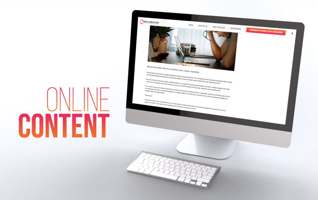 How to maximise your online content 1