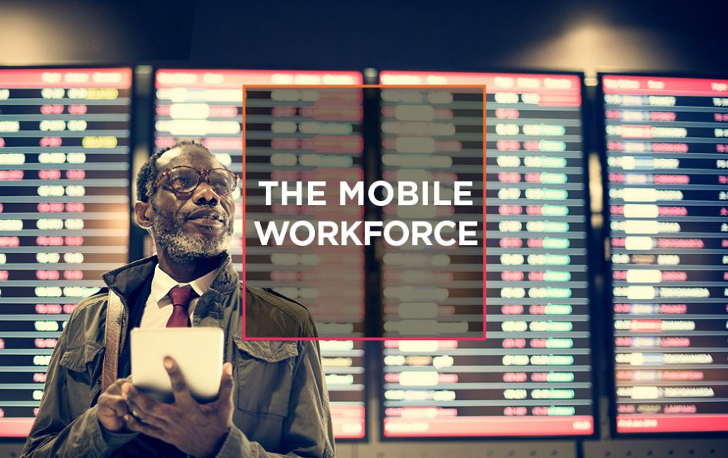 The mobile workforce – trends affecting health and wellness 1