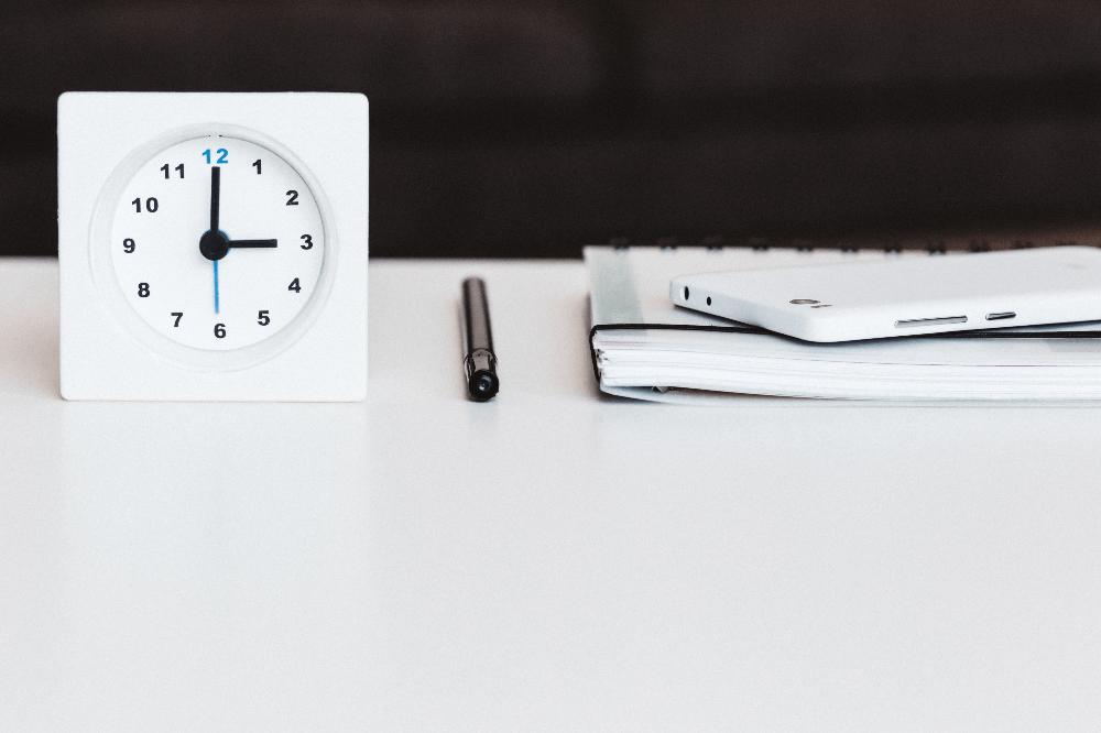 5 Fundamentals of good time management 3