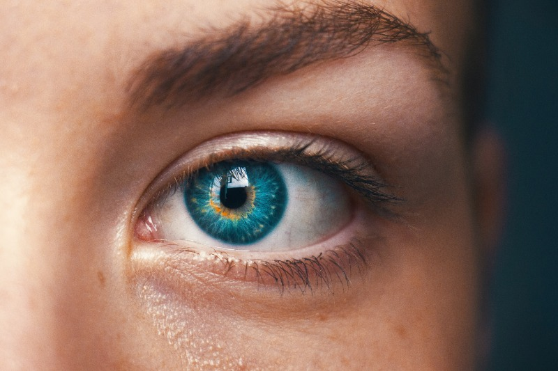 Monday Musings: How would you describe the colour of your eyes? 25