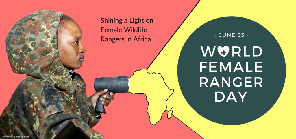 Meet the women who are giving their all to protect wildlife 7