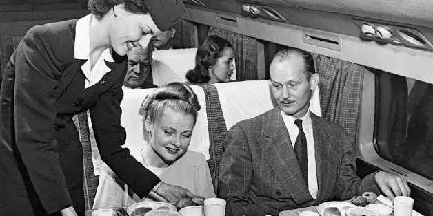 Monday Musings 21 June 2021: Travel Etiquette – Take me back to the '50s! 1